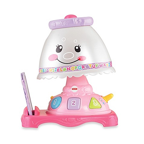Fisher Price 174 Laugh Amp Learn My Pretty Learning Lamp
