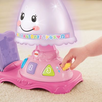 Product Image For Fisher Price® Laugh U0026 Learn™ My Pretty Learning Lamp 4