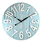 FirsTime® Transatlantic Wall Clock