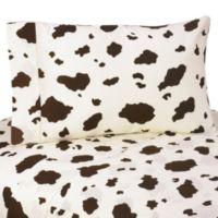 Sweet Jojo Designs Cowgirl 3-Piece Queen Sheet Set