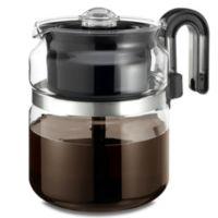 Medelco® 8-Cup Glass Stovetop Percolator