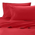 Wamsutta® Cool Touch Percale Cotton King Pillowcases in Red (Set of 2)