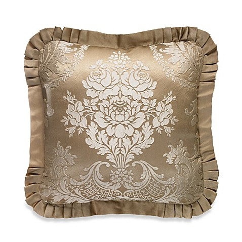 Queen Street Decorative Pillows : J. Queen New York Celeste 20-Inch Square Throw Pillow - Bed Bath & Beyond
