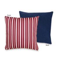 Sweet Jojo Designs Vintage Aviator Throw Pillow