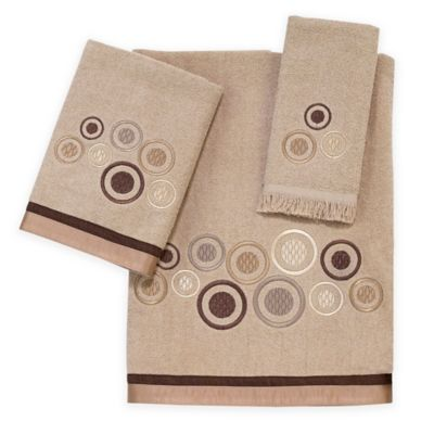avanti solar linen bath towel - Decorative Hand Towels