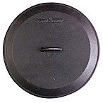 Camp Chef 14-Inch Pre-Seasoned Round Cast Iron Skillet Lid