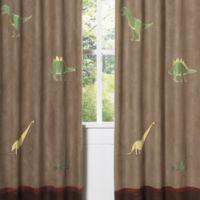 Sweet Jojo Designs Dinosaur Land Window Panel Pair