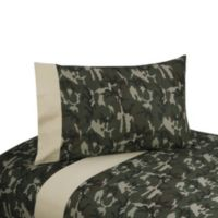 Sweet Jojo Designs Camo 3-Piece Twin Sheet Set