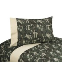 Sweet Jojo Designs Camo 4-Piece Queen Sheet Set