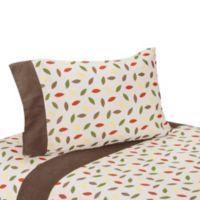 Sweet Jojo Designs Forest Friends 4-Piece Queen Sheet Set