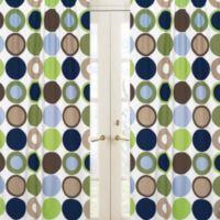 Sweet Jojo Designs Designer Dot Window Panel Pair
