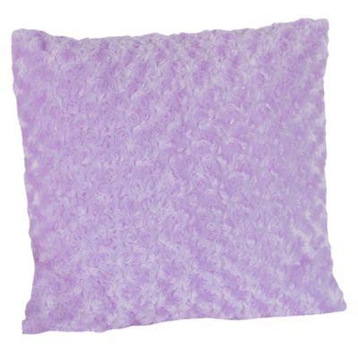 Sweet Jojo Designs Kaylee Decorative Accent Throw Pillow In Minky Swirl