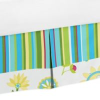 Sweet Jojo Designs Layla Toddler Bed Skirt