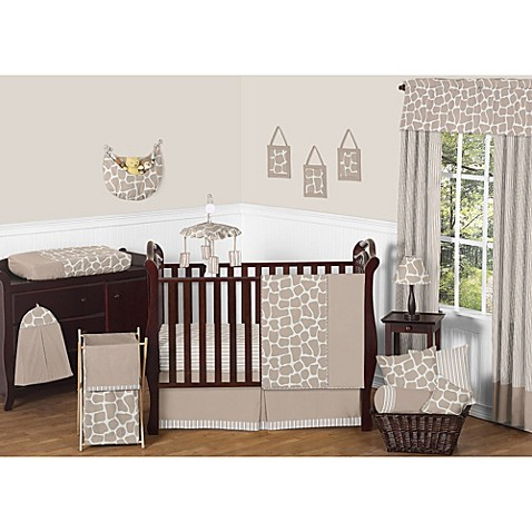 Sweet Jojo Designs Crib Set