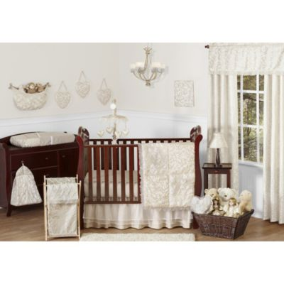 Sweet Jojo Designs Victoria Crib Bedding Collection 11 Piece