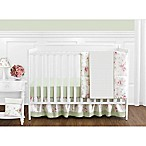 Sweet Jojo Designs Riley's Roses 11-Piece Crib Bedding Set