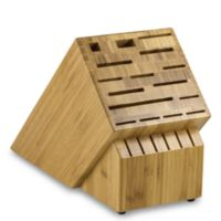 Shun Classic 22-Slot Bamboo Block