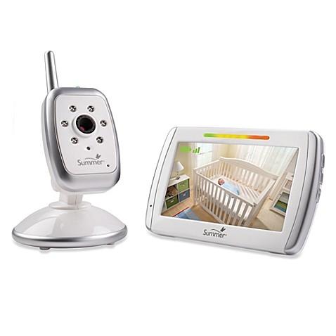 summer infant wide view digital color video monitor bed bath beyond. Black Bedroom Furniture Sets. Home Design Ideas