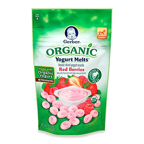 Ingredients: 1/2 cup of Organic Greek Yogurt (I buy the most fatty one, at least 2% and preferably whole). Organic Fruit (I use about 1/4 cup but you can adjust the amount according to your preference). Organic raw honey (optional).
