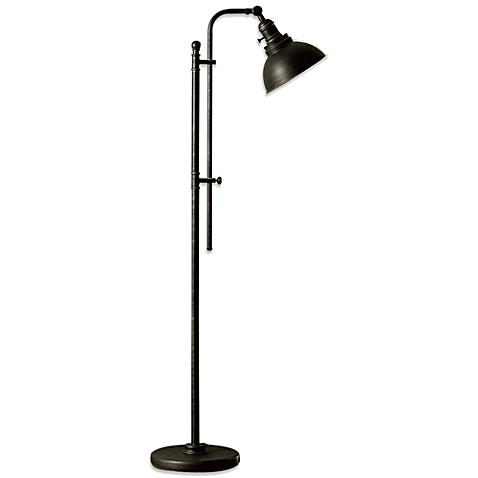 Bleeker Adjustable Floor Lamp Bed Bath Amp Beyond