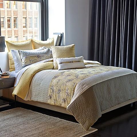 Parker loft laguna reversible comforter set bed bath for Reverse loft bed