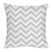 Sweet Jojo Designs Zig Zag Decorative Pillow