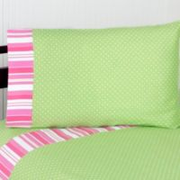 Sweet Jojo Designs Olivia 4-Piece Queen Sheet Set