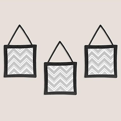 Sweet Jojo Designs Zig Zag Wall Hangings