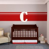 "Munch™ Oversized White Painted Letter ""C"""