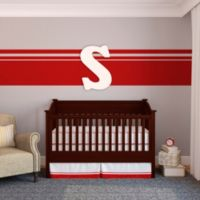 "Munch™ Oversized White Painted Letter ""S"""