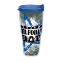 Tervis® Proud Air Force Dad 24 oz. Wrap Tumbler with Lid