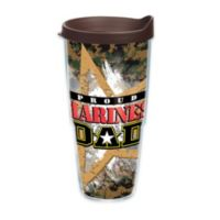 Tervis® Proud Marines Dad 24 oz. Wrap Tumbler with Lid