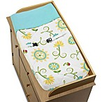 Sweet Jojo Designs Layla Changing Pad Cover
