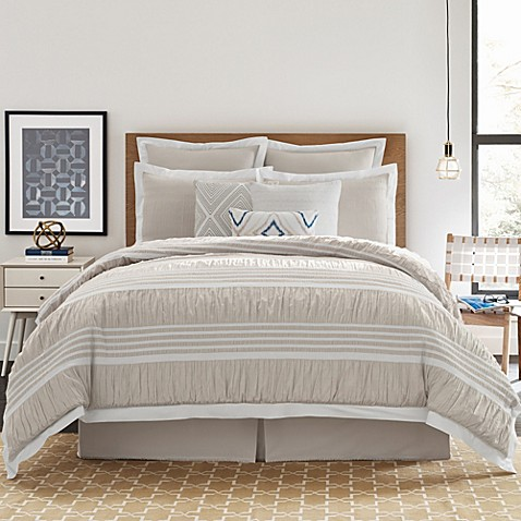 Real Simple® Harper Comforter Set