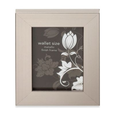 prinz soho 2 inch x 3 inch picture frame in pewter