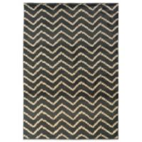 Oriental Weavers™ Marrakesh Zig Zag 7-Foot 10-Inch x 11-Foot Rug in Grey
