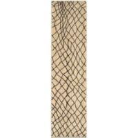 Oriental Weavers™ Marrakesh Fishnet 2-Foot 7-Inch x 10-Inch Runner in Ivory