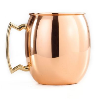 moscow mule mug in solid copper - Mule Mug