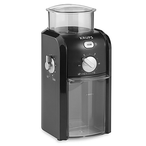 Coffee Grinder Bed Bath And Beyond Coffee Addicts