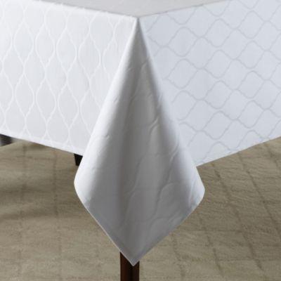 Attirant Wamsutta® Milano 70 Inch X 90 Inch Oblong Tablecloth