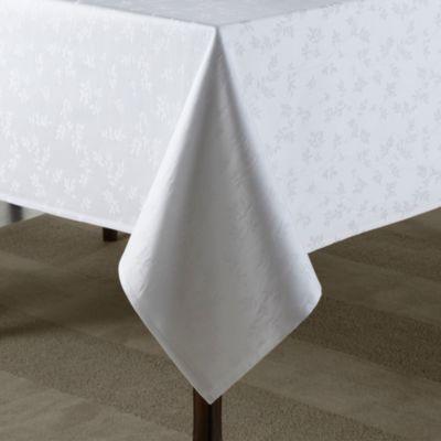 Perfect Wamsutta® Ashley 70 Inch X 90 Inch Oblong Tablecloth