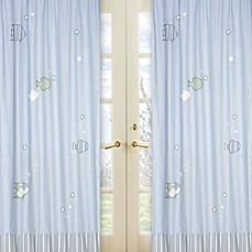 Sweet Jojo Designs Go Fish 84 Inch Window Panels