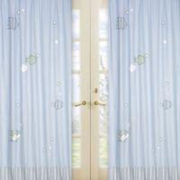 Sweet Jojo Designs Go Fish 84-Inch Window Panels
