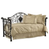 Hillsdale Mercer Daybed with Suspension Deck in Antique Brown