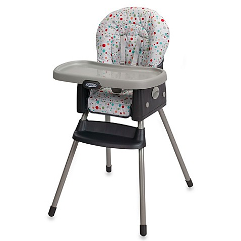 graco simpleswitch high chair booster in tinker buybuy