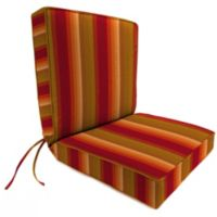 44-Inch x 22-Inch Dining Chair Cushion in Sunbrella® Astoria Sunset