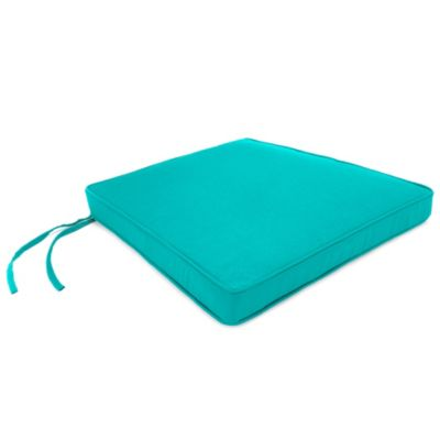 17 Inch X 18 1/2 Inch Trapezoid Chair Cushion In Sunbrella