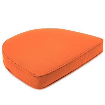 Buy Orange Outdoor Chair Cushions from Bed Bath & Beyond