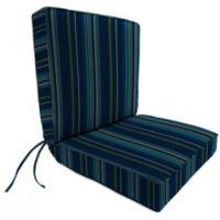 44-Inch x 22-Inch Dining Chair Cushion in Sunbrella® Stanton Lagoon