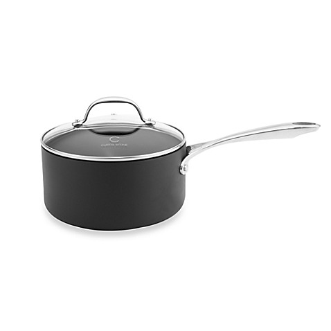 Buy Curtis Stone Hardstuff 2 5 Quart Saucepan With Lid